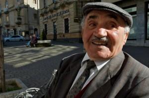 Italian on street