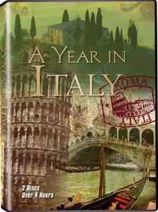 A Year in Italy by Steven McCurdy